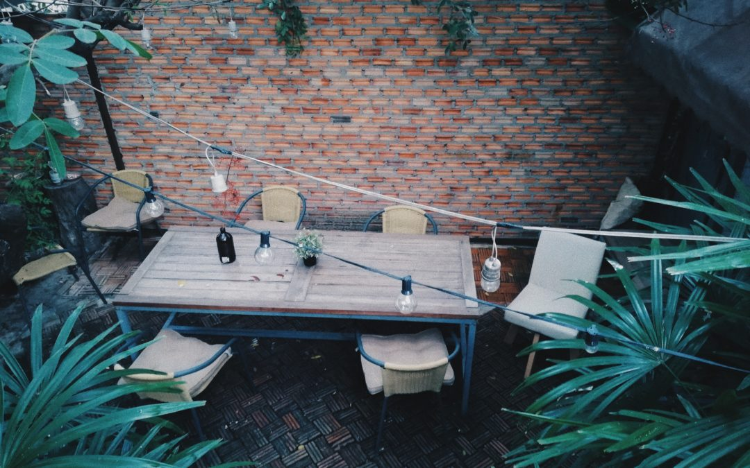 How to Plan the Perfect Patio